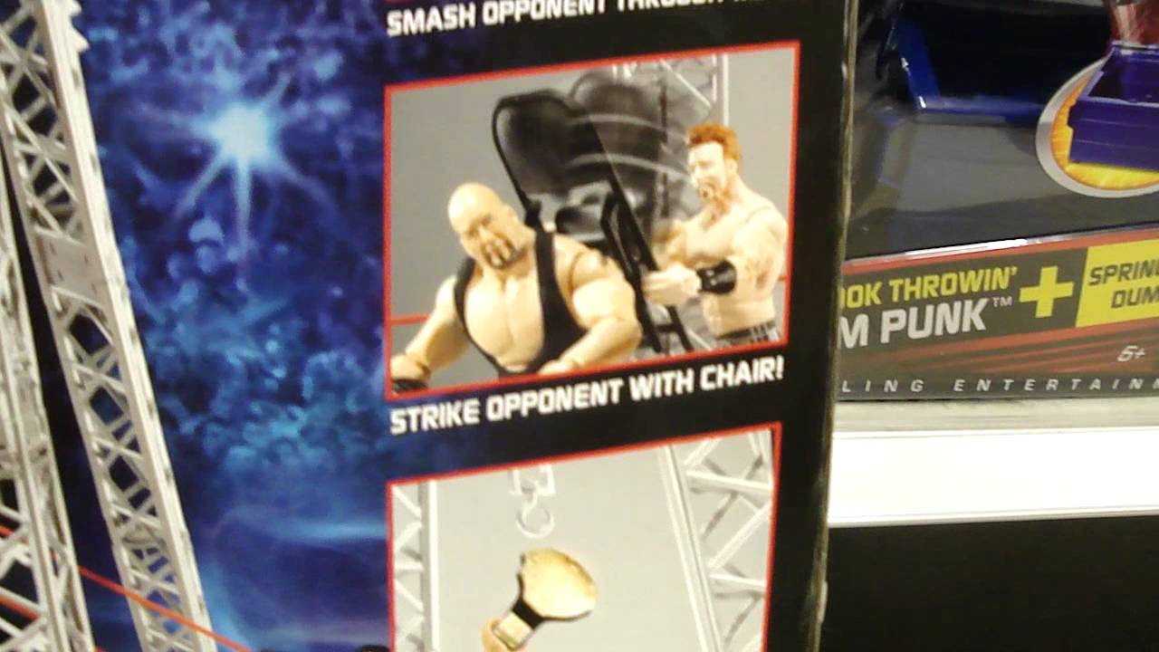 Wwe Tables Toys Wwe K-mart Exclusive Tables
