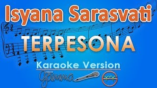 download lagu Isyana Sarasvati - Terpesona Feat. Gamaliel Karaoke  Tanpa gratis