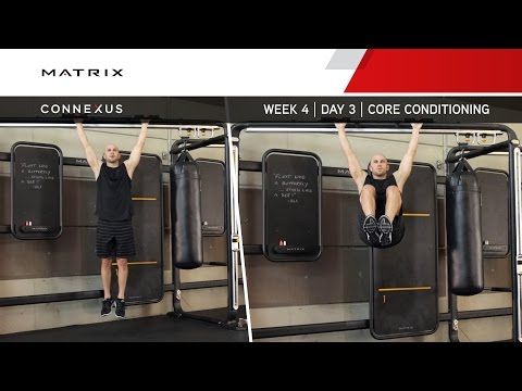 Connexus - Boxing - Week 4 - Day 3 - Core Conditioning