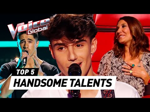 Download TOP 5 HANDSOME talents in The Voice PART 3 Mp4 baru