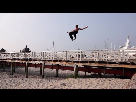 Epic 2013, A Parkour And Free Running Film. The Michael Johansson Sampler!