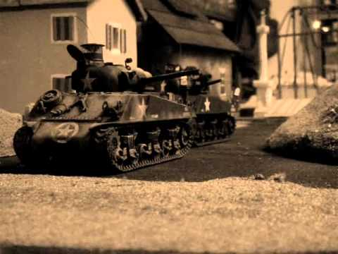 TAMIYA 1 35 RC SHERMAN