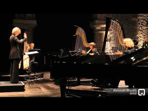 Biennale Musica 2012 – Ensemble Intercontemporain