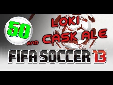 Спонтанный матч #8. Fifa 13 Локи и Бочка Эля.