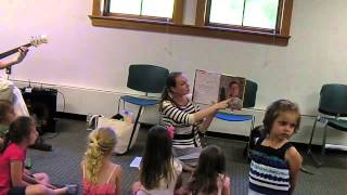 Micawber by John Lithgow - Read aloud by Hannah Demmerle at Stafford Springs, CT Library