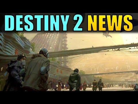 NEW Destiny 2 News! | Release Date Update, DLC Plan, & More!