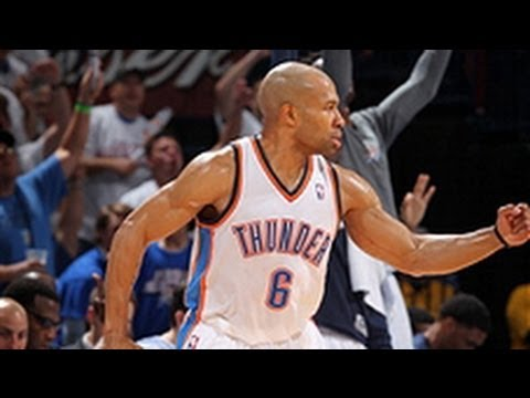 Derek Fisher's vintage 2nd quarter vs Grizzlies!