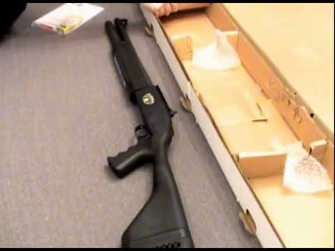 Unboxing the Mossberg 930 SPX Blackwater Edition