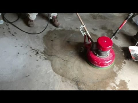 How to remove wax buildup on stained floors concrete for How to remove wax from stained concrete floors