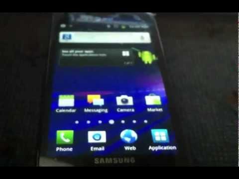 How To Install Ice Cream Sandwich on Samsung Galaxy S II Skyrocket