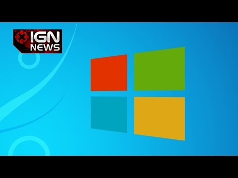 Spartan is Microsoft's New Windows 10 Web Browser - IGN News