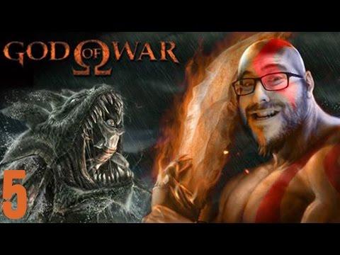 God Of War - Episodio 5 - La Espada De Artemisa video
