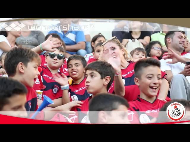 Bari-Avellino con i ragazzi dell'Academy