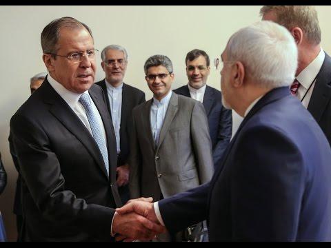 Sergey Lavrov and Mohammad Javad Zarif  | С.Лавров и Дж.Зариф