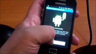 Root al samsung galaxy ace GT-S5830M