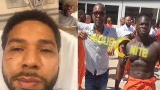 Jussie Smollet Suspects Are Africans Who Worked On Empire Its Maybe Staged