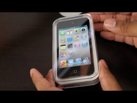 Video: New iPod Touch (4G) Unboxing