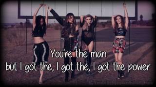 download lagu Little Mix - Power Lyrics On Screen gratis