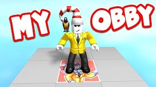 PLAYING MY OWN *ANT OBBY*