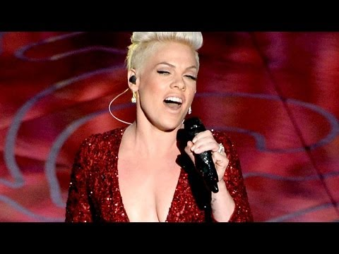 Pink Performs Emotional