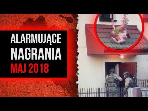 Alarmujące Nagrania - Maj 2018 | NIEDIEGETYCZNE