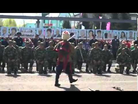 Военная часть роты почетного караула