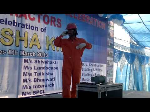 Safety  Week 2013 tata motors pantnagar