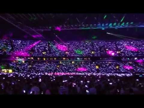 Coldplay - A Sky Full Of Stars (LIVE Amsterdam ArenA 24 juni 2016)