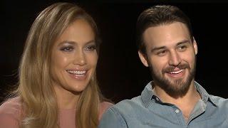Jennifer Lopez & Ryan Guzman HOT Sex Scene Details - Interview