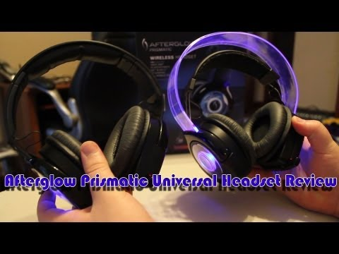 Afterglow Prismatic Universal Headset Review