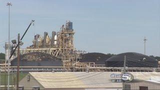 Chlorine Spill At McIntosh Chemical Plant