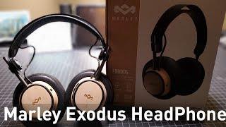 New House of Marley Exodus Wireless Bluetooth HeadPhones