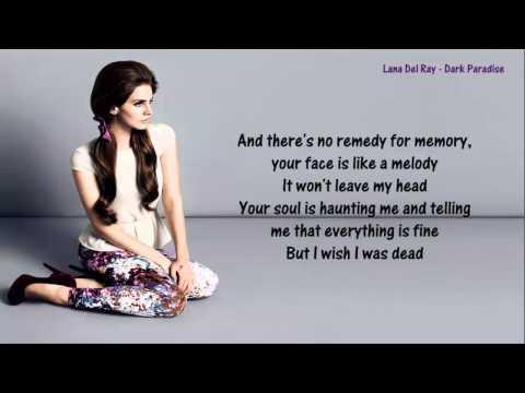 Lana Del Rey - Paradise (album)