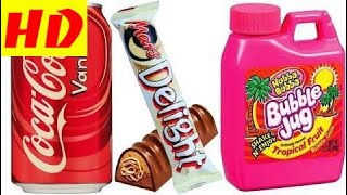 Top 20 Of Our Favorite Discontinued Foods We All Miss! New 2018