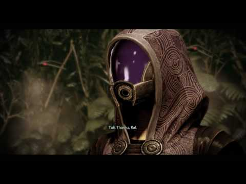Mass Effect 2: Tali Loyalty Mission with Legion Part 3