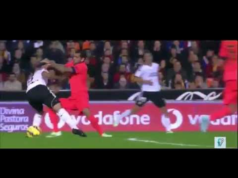 DANI ALVES  vs Valencia CF
