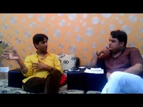hindi diwas special: Poet Kumar vishwas tortured by police for writing hindi