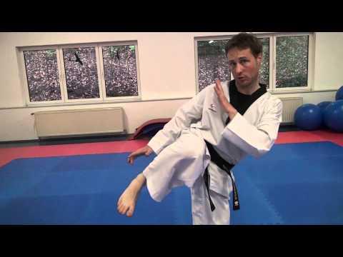 Taekwondo: Yop Chagi - Fehlerquellen