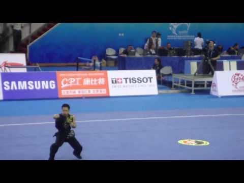 Timothy (timo) Hung- Beijing Sport Accord 2010 Nanquan