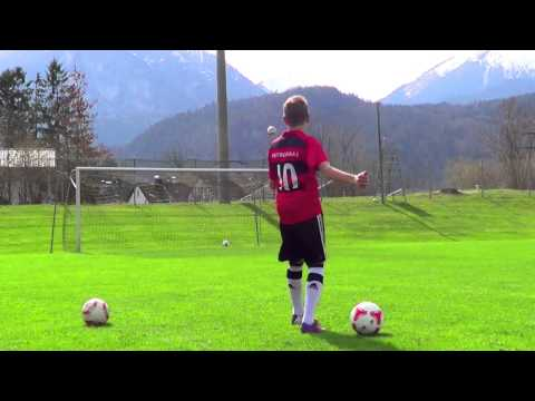 Best Freekicks Montage |Part 9| by FussballGAP |HD|