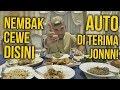BUKAN RESTO KALENG-KALENG, INI RESTO PALING ROMANTIS DI JAKARTA JON!! #RAPPERLAPER