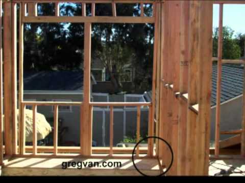 Home Building Mistakes Incorrect Window Header Framing