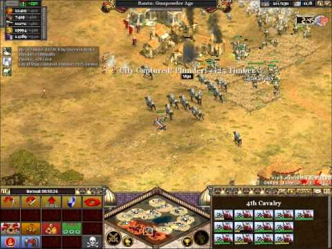 In Rise of Nations, the continent of Africa is represented by the Bantu, and the Nubians. Both really good factions. The Bantu have a handy bonus of increase...