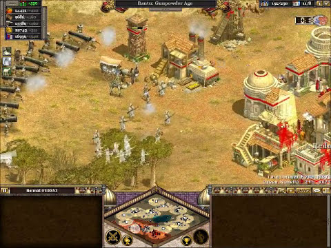 Rise of Nations: Bantu Rush