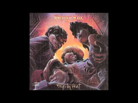 Britny Fox - Left Me Stray