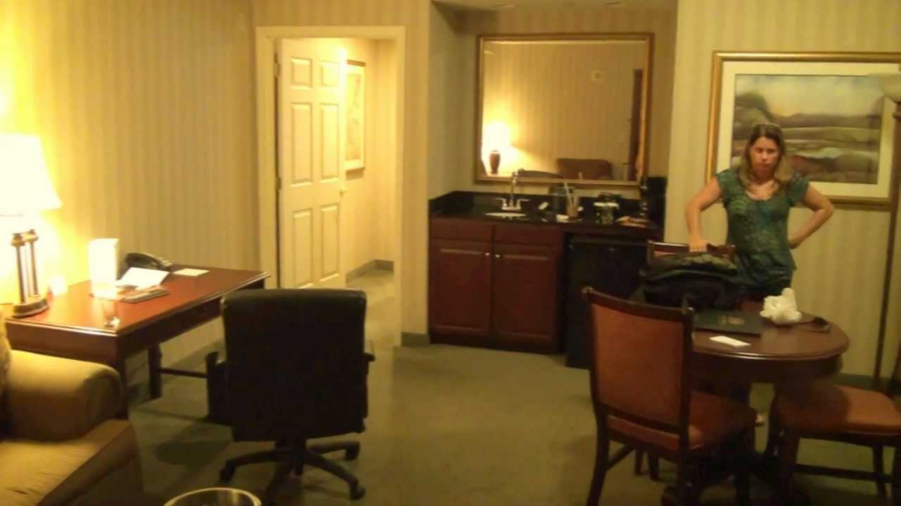 Galt House Suite Tower Room Louisville Ky Youtube
