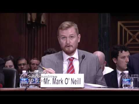 Mark O'Neill, CTO, JackThreads, Testifies In Support of Immigration Reform