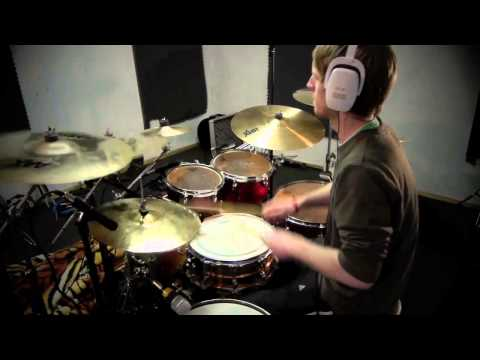 Jimmy Rainsford - Paramore - Ignorance (drum Cover) video