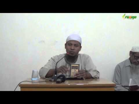 Ust. Abdurrahman Jihad - 3 Landasan Utama Yang Wajib Dipelajari Bag. 2