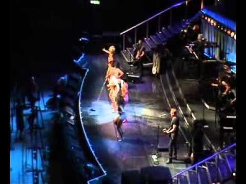 Tina Turner - Ericsson Globe, Stockholm, Sweden 01